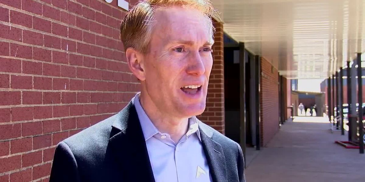 DIGITAL EXCLUSIVE: Sen. James Lankford's complete interview