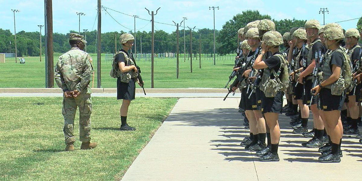 Lieutenants resume roles in Basic Combat Training, first time since WWII