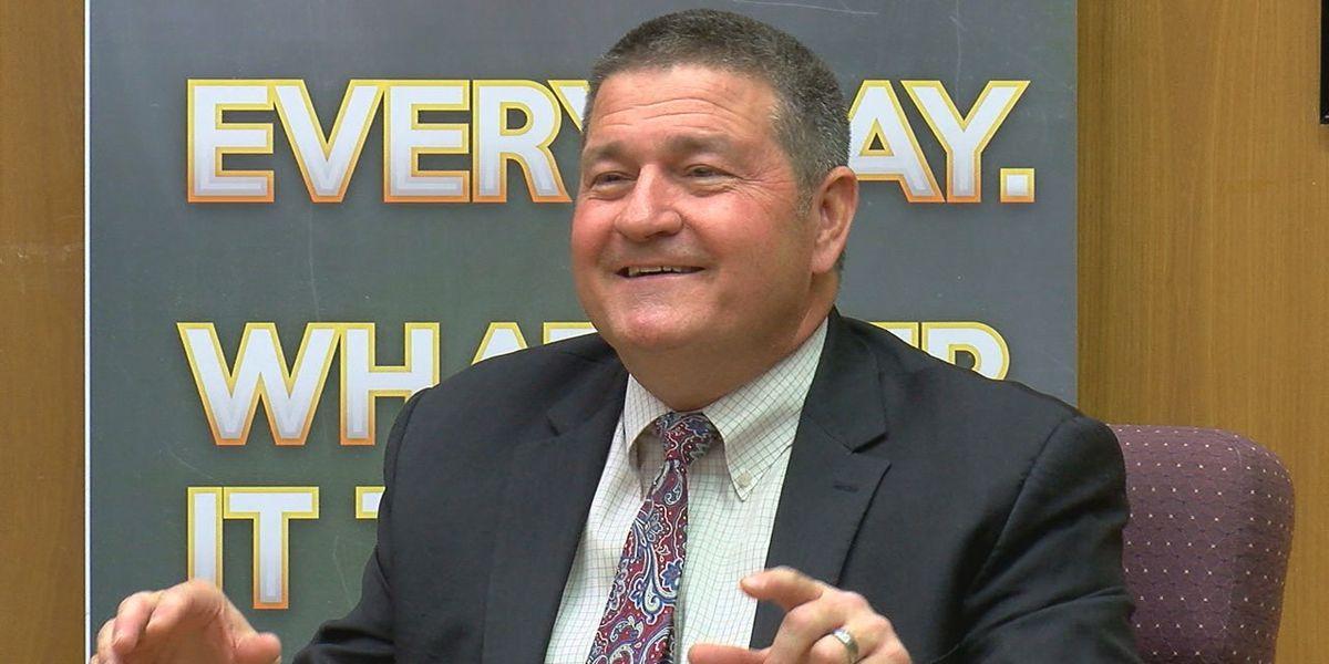 Lawton Public Schools' newly named superintendent addresses media