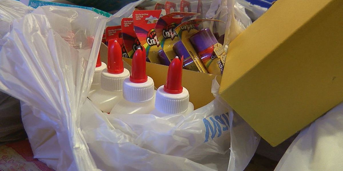 Elgin neighborhoods hold school supply competition for students in the community