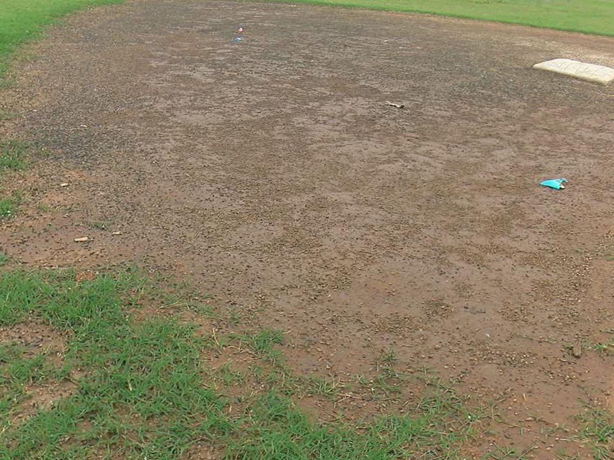Heavy rains impacting little league sports
