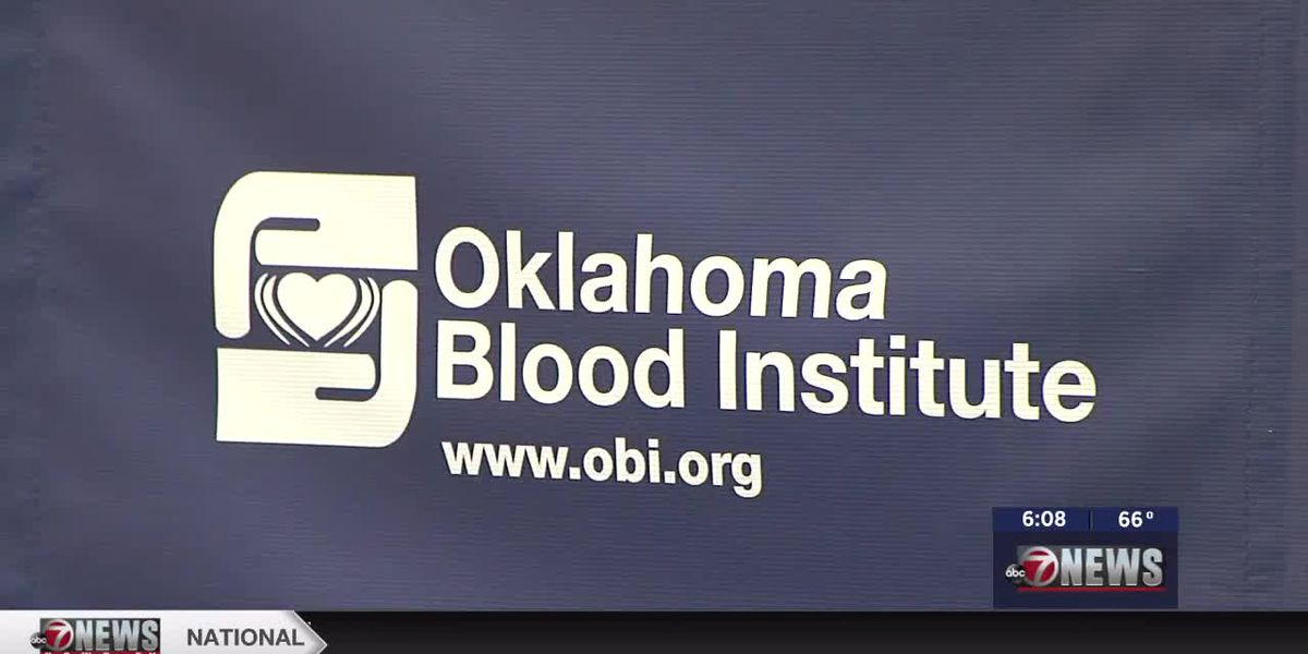 Oklahoma Blood Institute facing increase need for donors