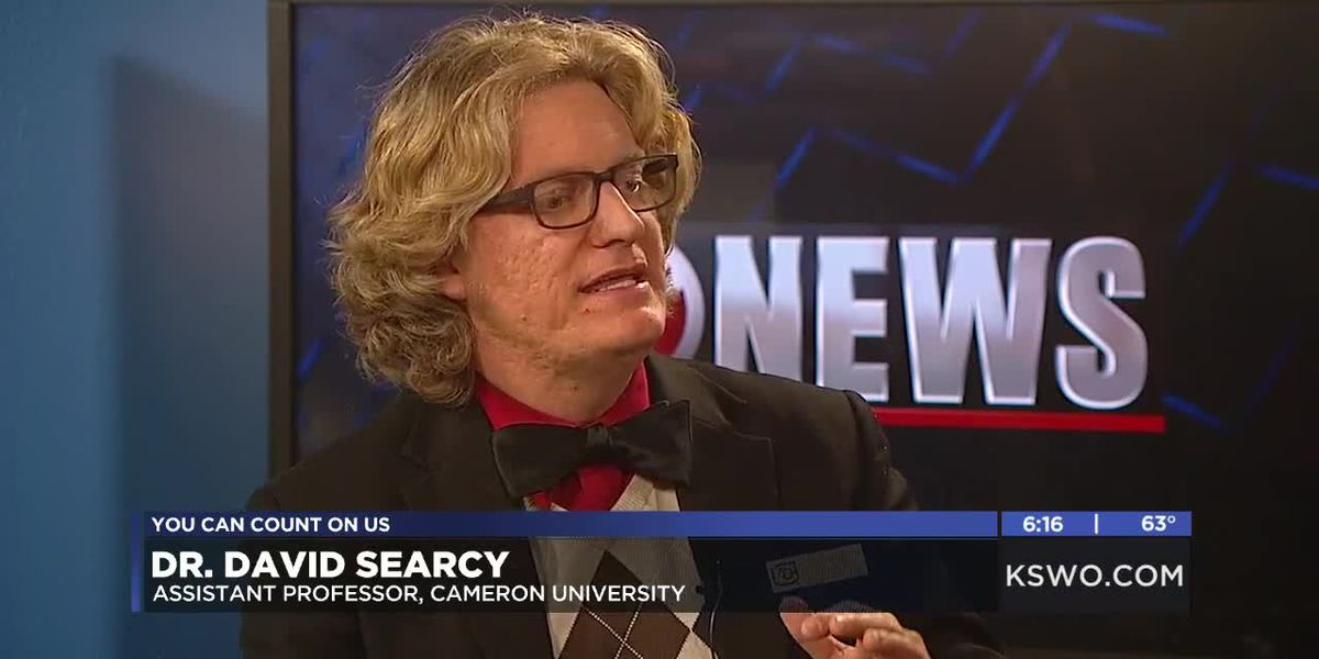 Super Tuesday in Studio: Dr. David Searcy