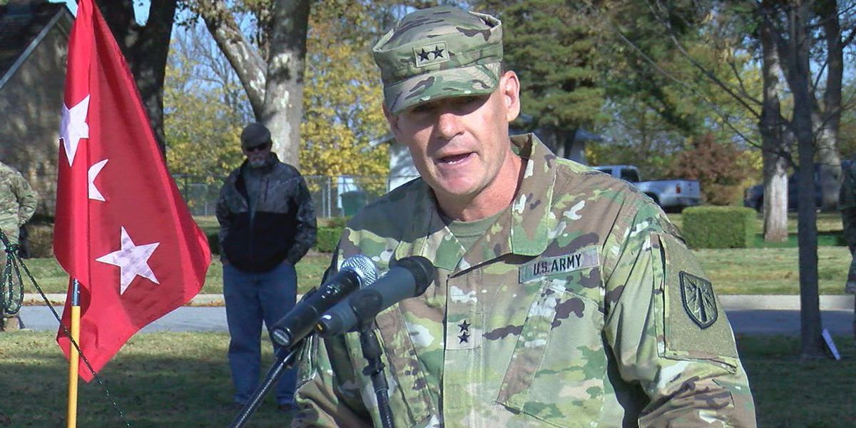 Fort Sill welcomes new commanding general