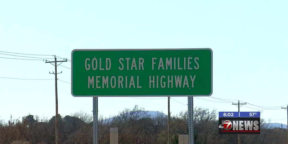 Gold Star Families Memorial Highway unveiled