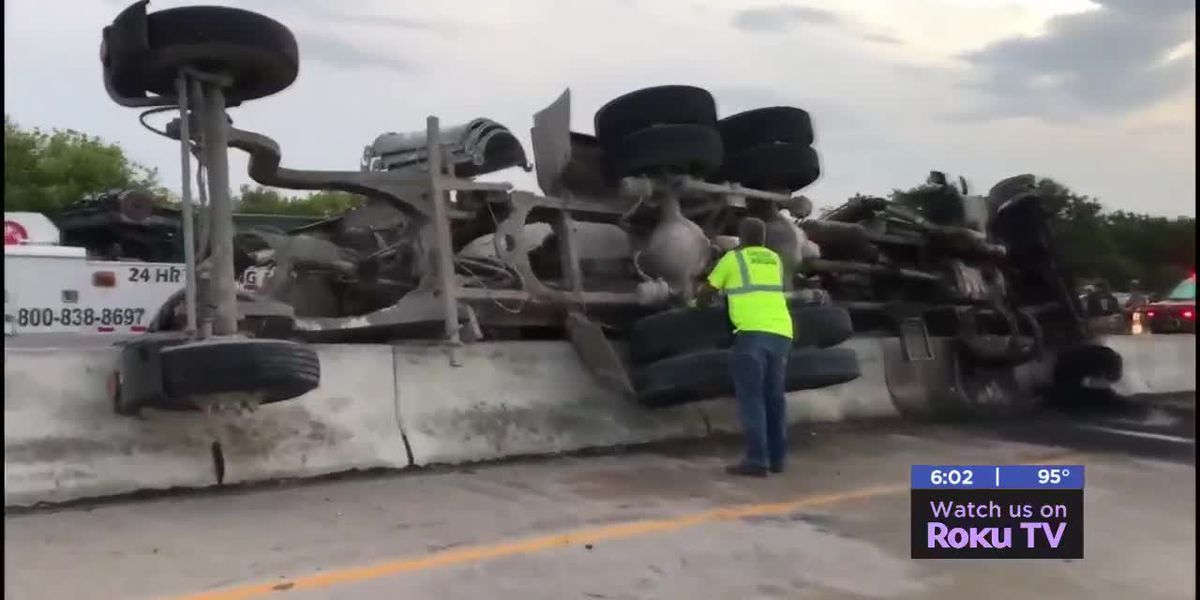 Fort Sill soldiers assist in I-44 accident rescue