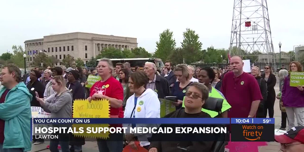 Lawton hospitals share their support for Medicaid expansion