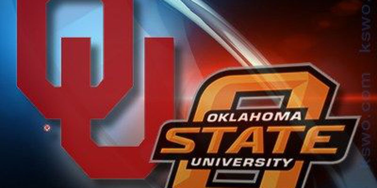 Mayfield, Oklahoma top Oklahoma St. 38-20 to win Big 12