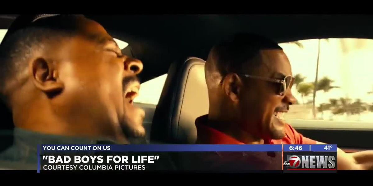 7News at the Movies: Bad Boys For Life and more