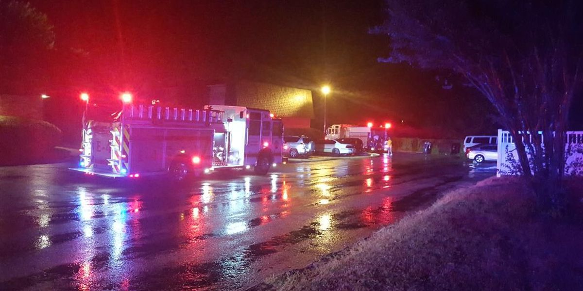 Two overnight fires in Lawton