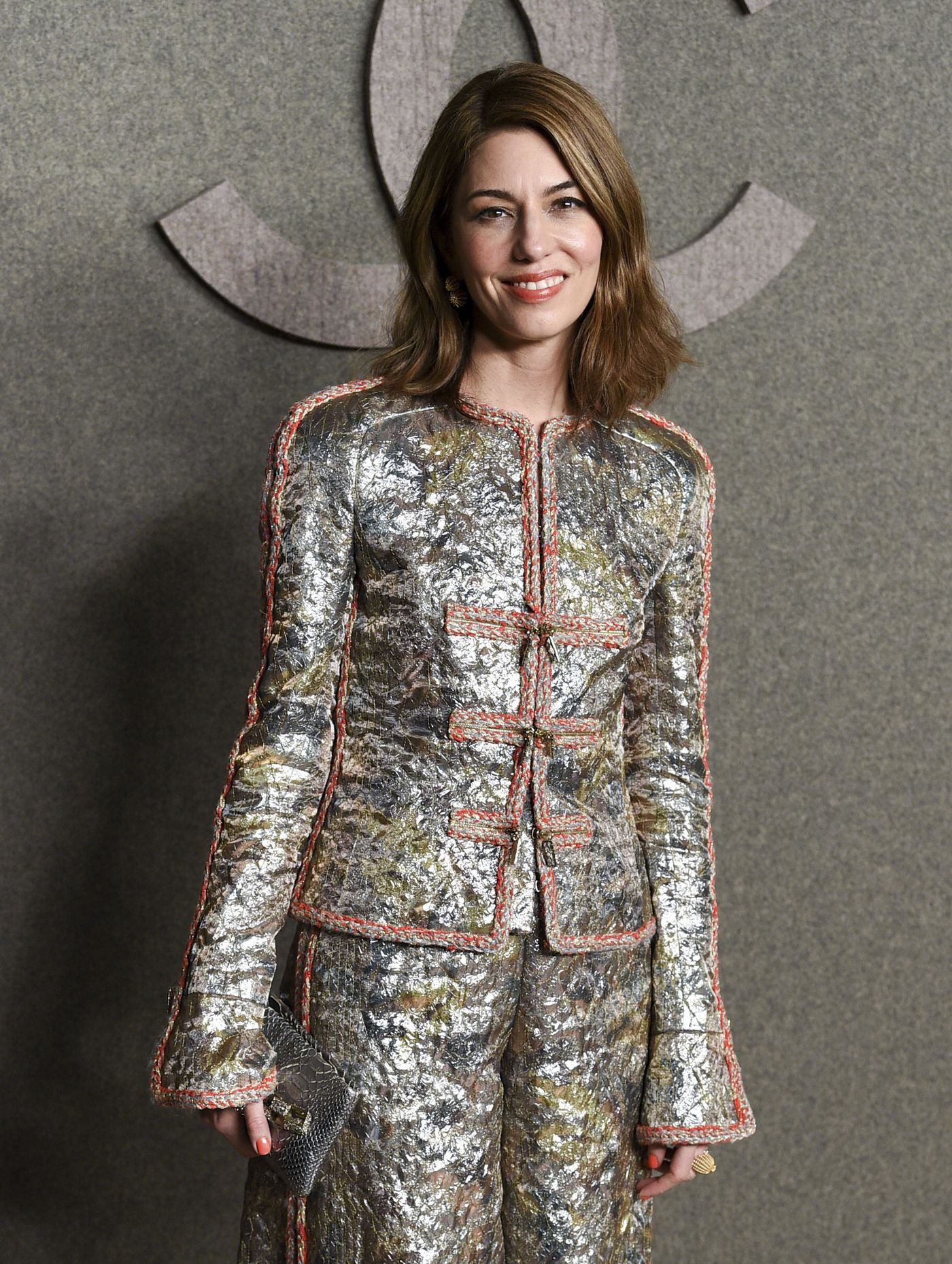 f80c3505ece Director Sofia Coppola attends the Chanel Metiers D Art 2018 19 Show at the