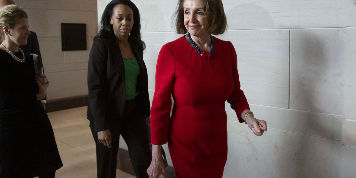 Pelosi, foes seem near deal likely paving her way to speaker