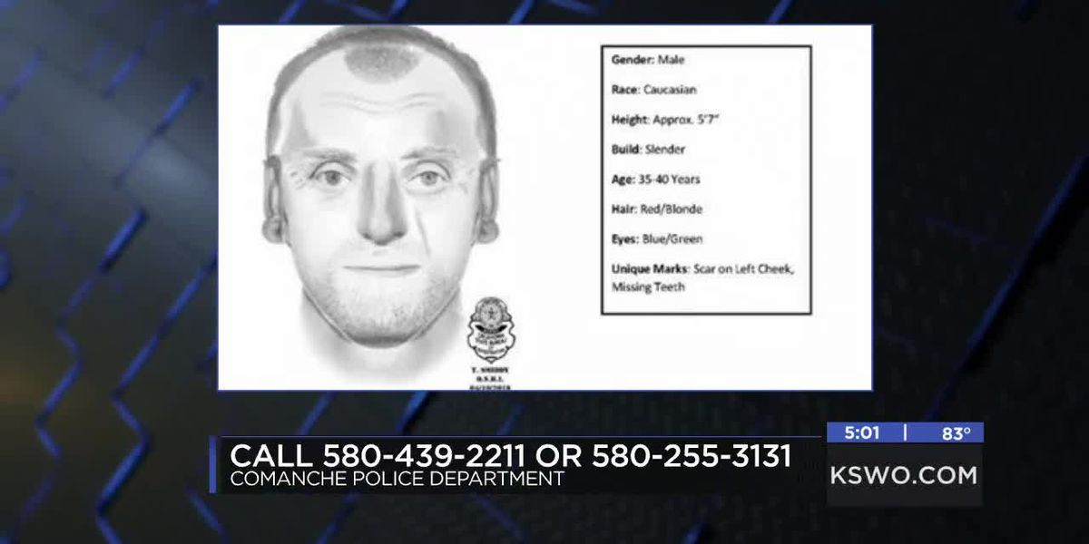Comanche PD asking public for help catching man who assaulted woman