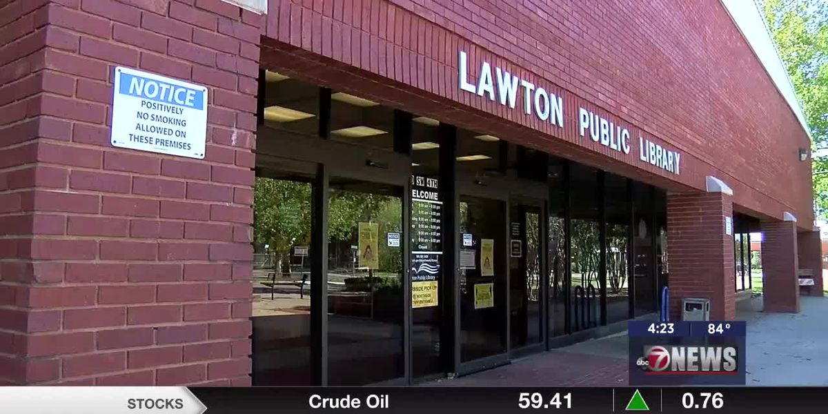 Lawton Public Library discusses events planned for the month