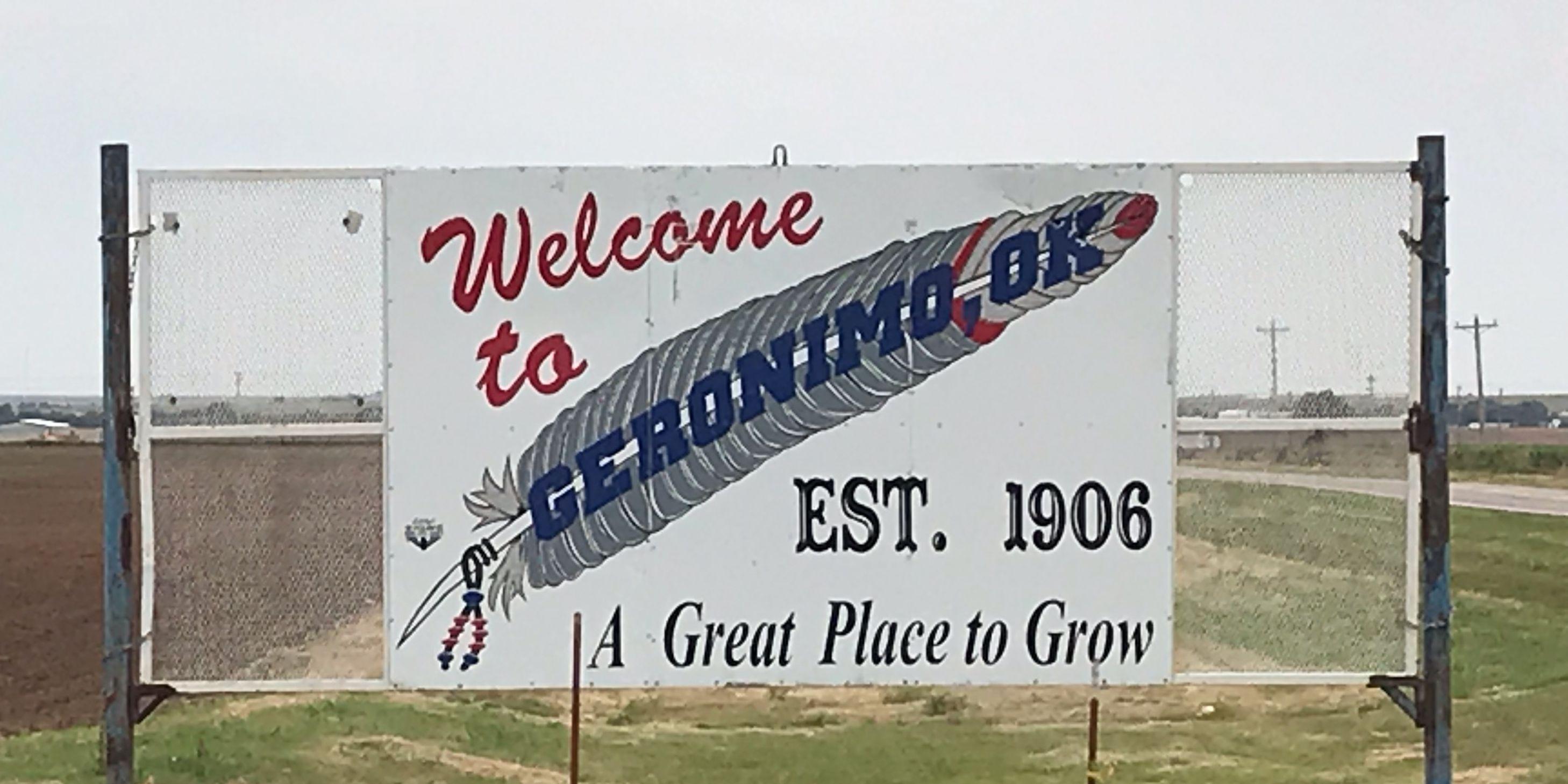 City of Geronimo names interim-Mayor