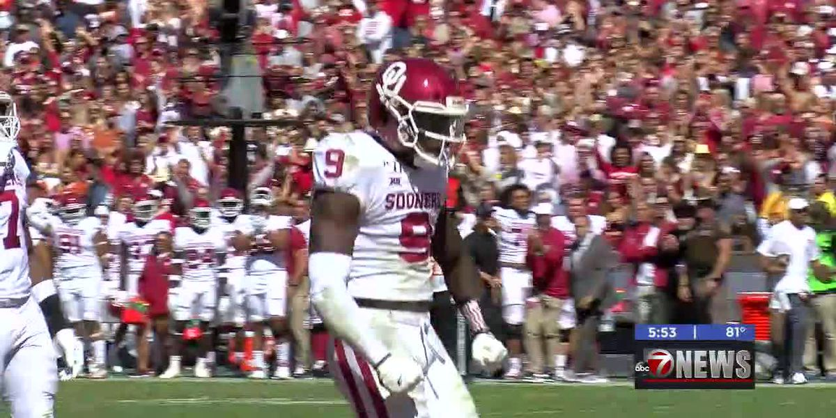 OU's defensive improvement on full display in win over Texas