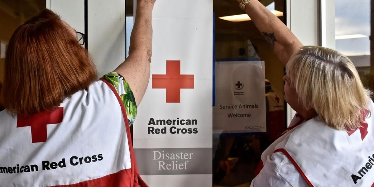 7News is teaming with the American Red Cross to help victims of Florence