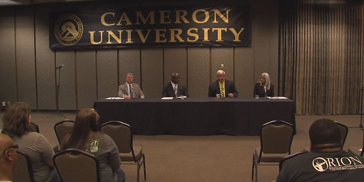 Cameron University hosts panel discussion on building relationships between police and communities