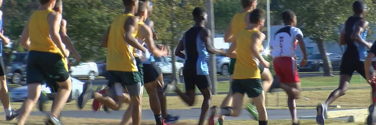First city championship cross country meet held in Lawton