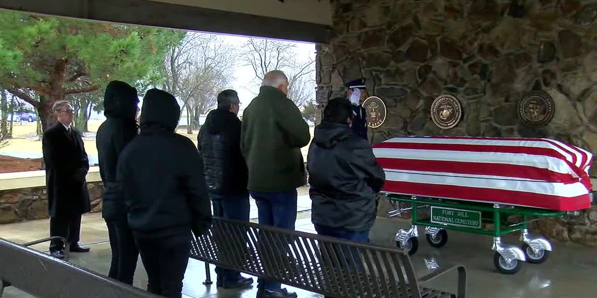 Family of late veteran located after funeral