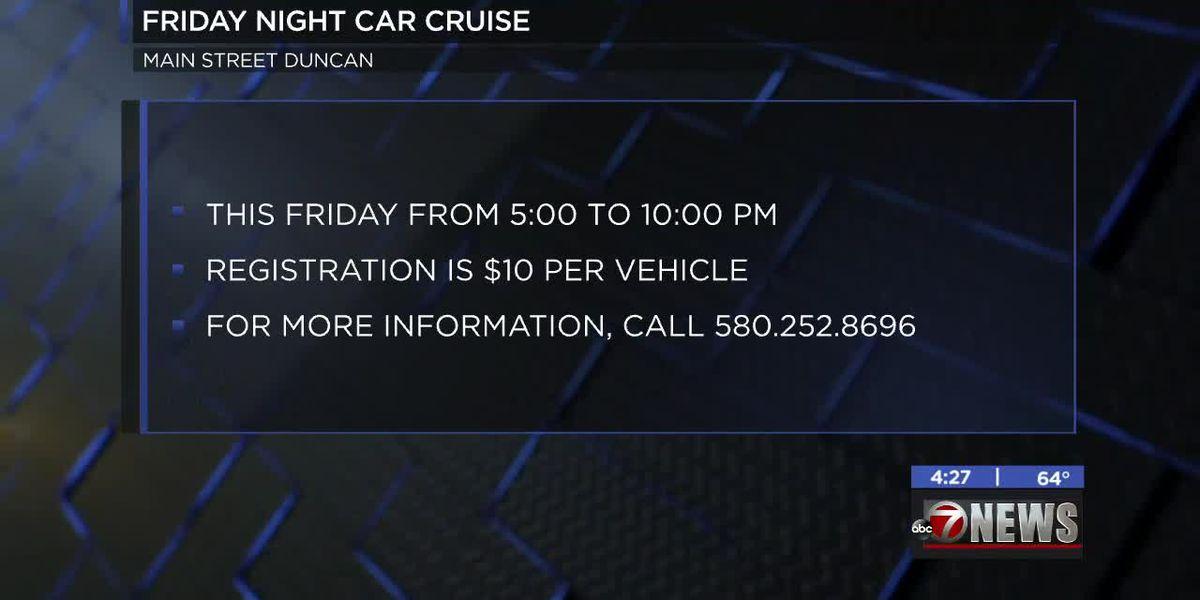 Main Street Duncan kicks off Friday Night Car Cruises