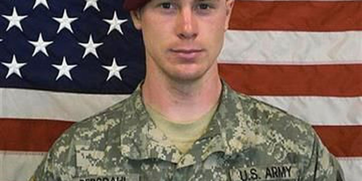 Platoon leader describes grueling 2009 search for Bergdahl