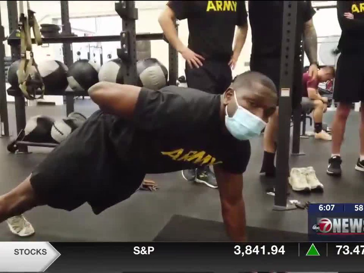 Several Fort Sill soldiers go through 18-week Fit to Lead program