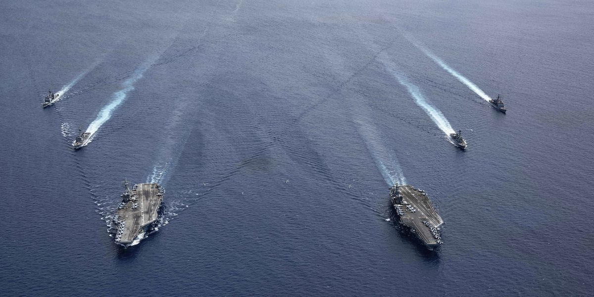 US rejects nearly all Chinese claims in South China Sea