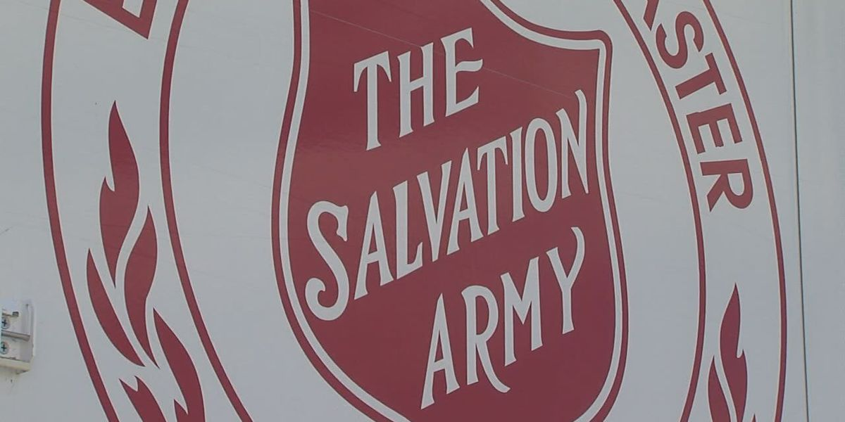 IMPORTANT: Lawton Salvation Army needs canned food donations