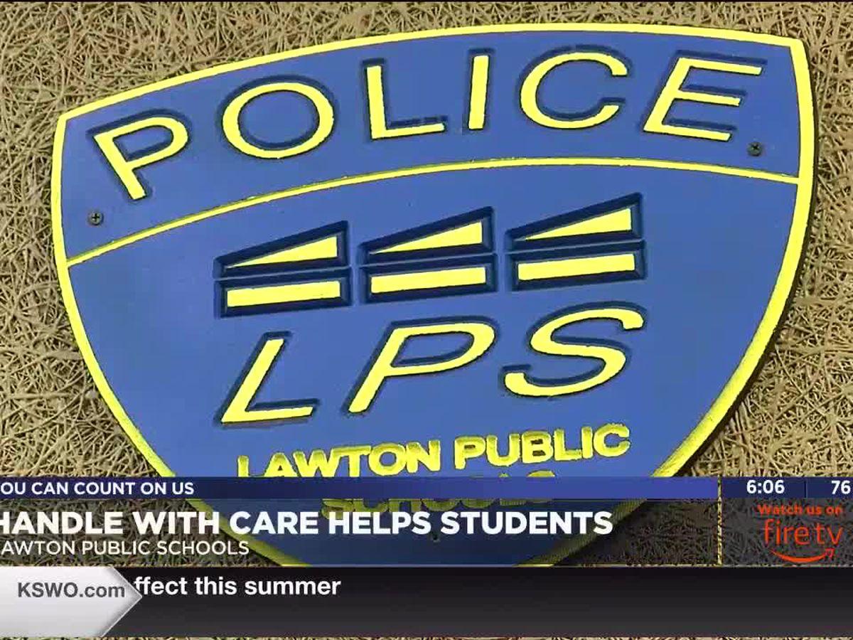 Lawton Public Schools enters Handle With Care agreement with law enforcement agencies