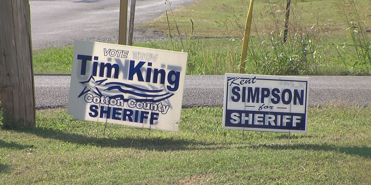 Cotton County Sheriff candidates prepare for election