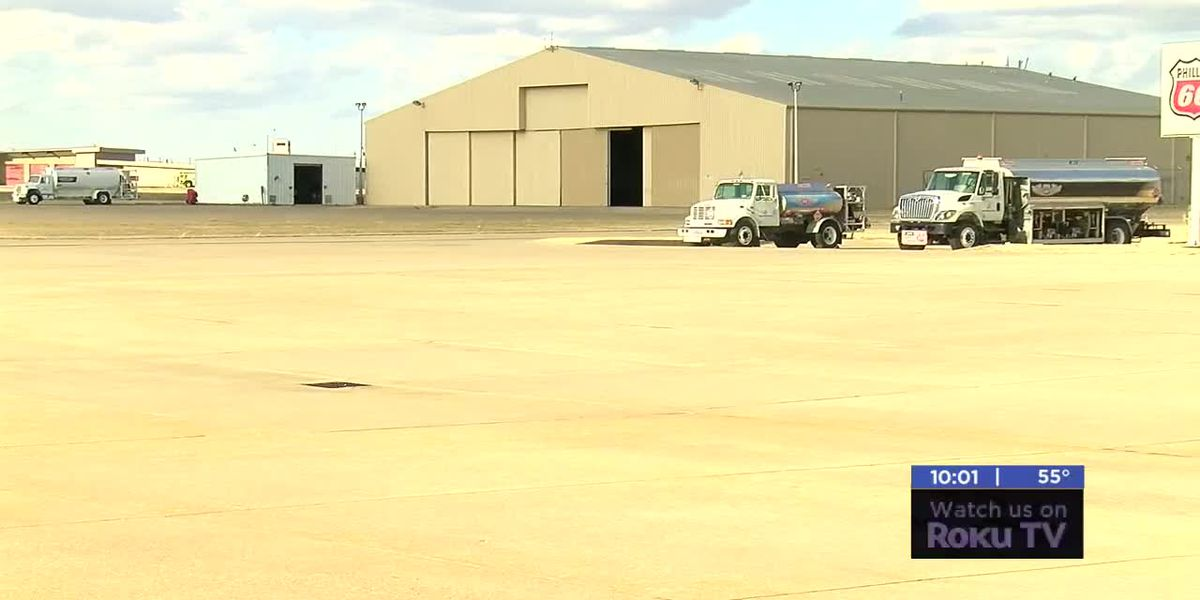 Hangar 5 renovations nearly complete at Lawton Ft-Sill Airport