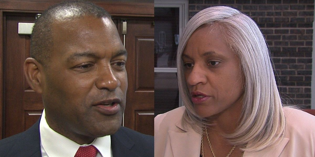 Cross, McGahee face off in ward 7 run-off election