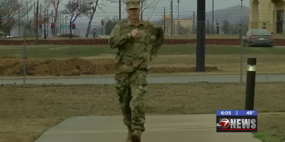 Soldier inducted into Indiana Track, Field, Cross Country Hall of Fame while training at Fort Sill