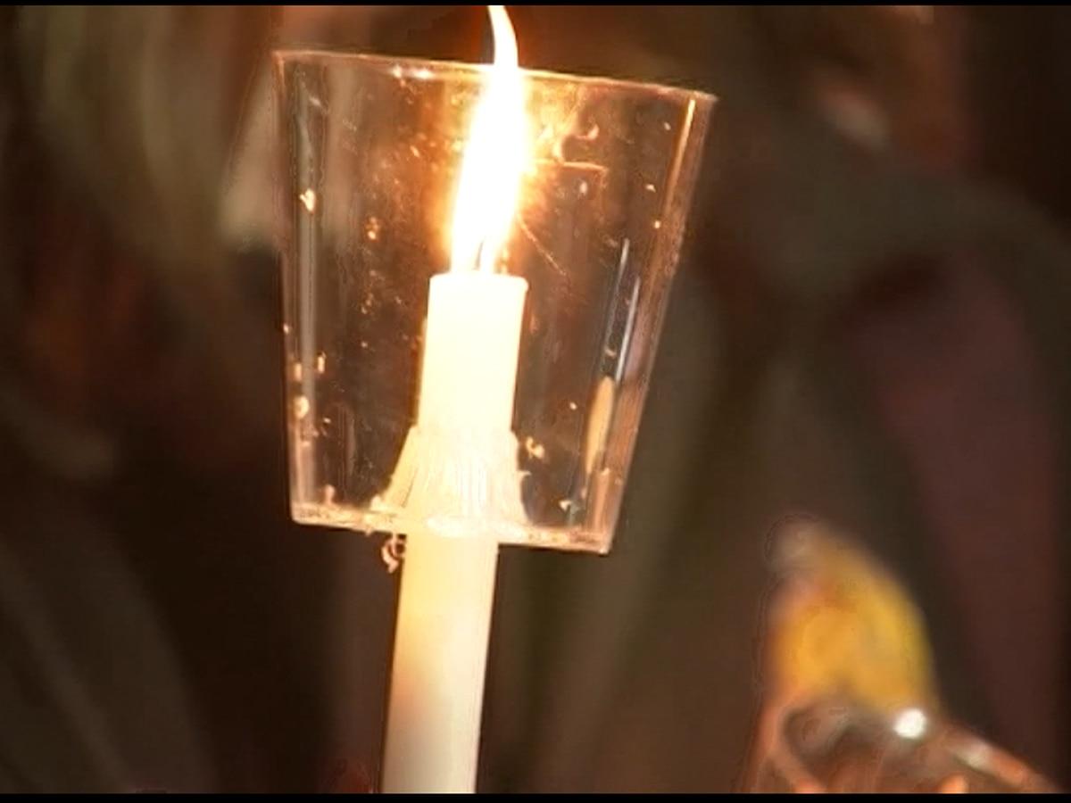 N.J. university holds vigil after suicides