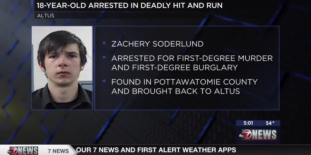 UPDATE: Altus man charged in deadly Hit and Run