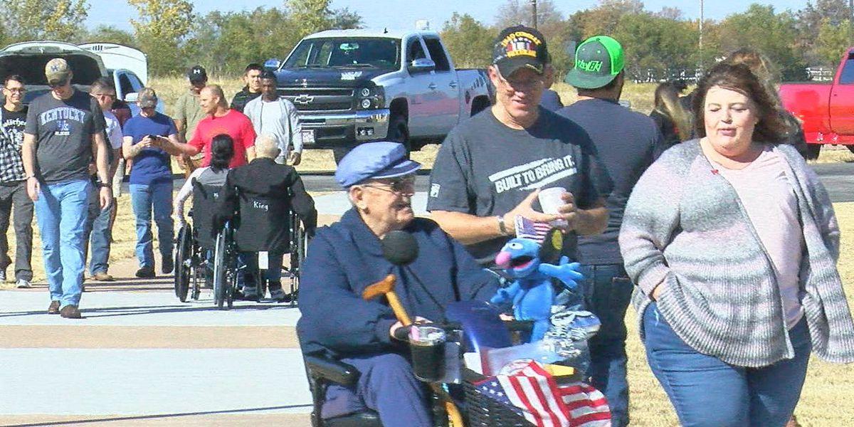 Lawton nonprofit hosts 2nd annual event honoring veterans