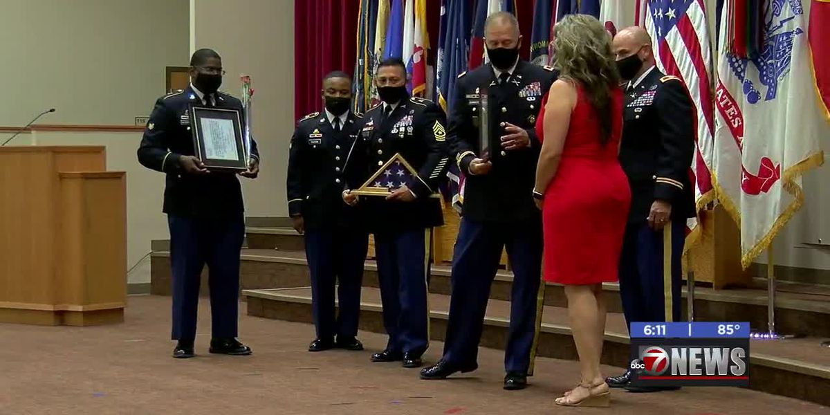 Air Defense Artillery retirement ceremony held on Fort Sill