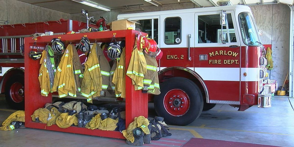 City of Marlow names new fire chief