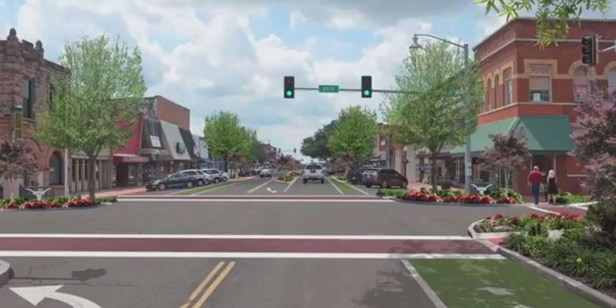 Main Street Duncan changes to come