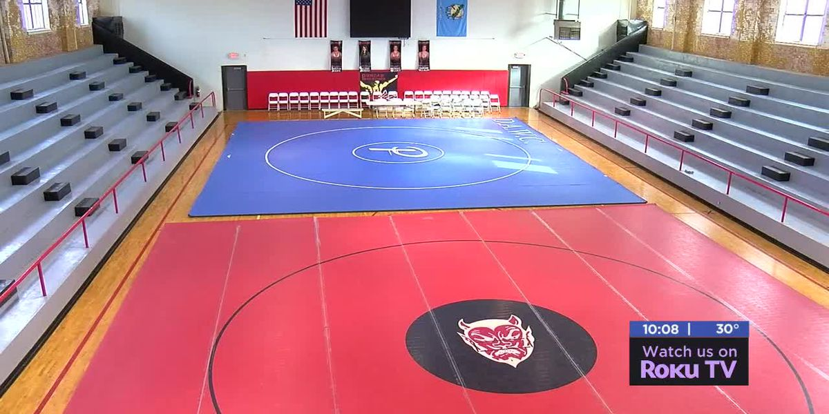 Duncan's newly renovated wrestling center ready for next phase of development