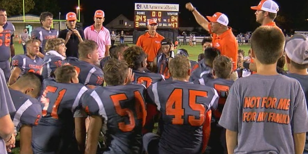 Area eight-man teams ready for second round