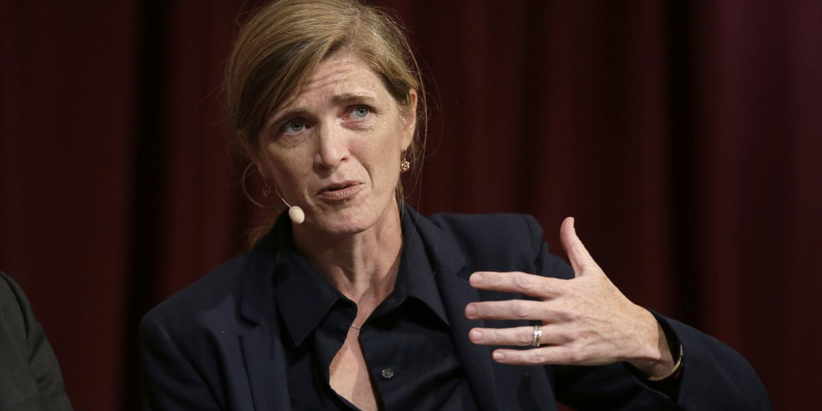 Biden picks Samantha Power, former UN envoy, for US aid post