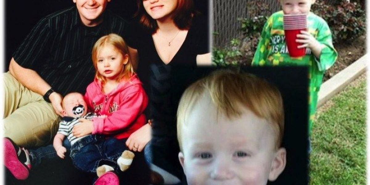 GoFundMe page set up to help family of 2-year old drowning victim