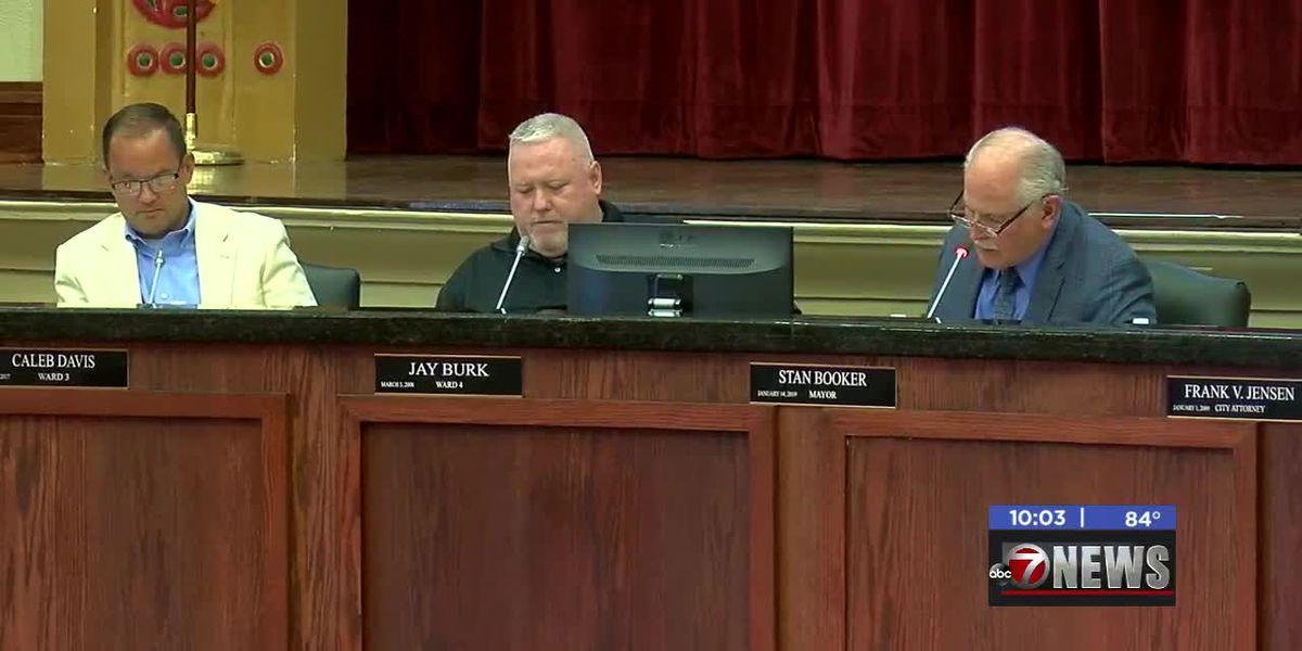 City Council approves key agenda items