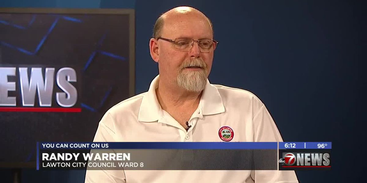 Lawton City Council Update: Randy Warren
