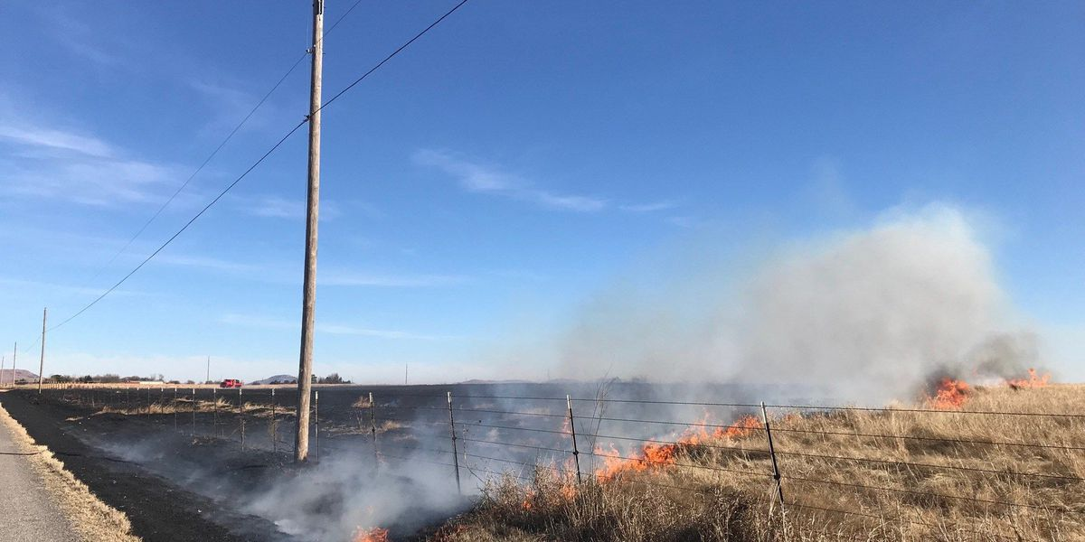 Early morning fire keeps departments busy in Western Comanche County