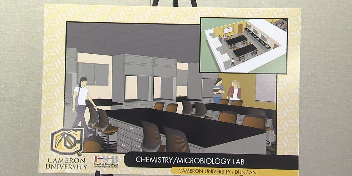 CU-Duncan getting new science lab building