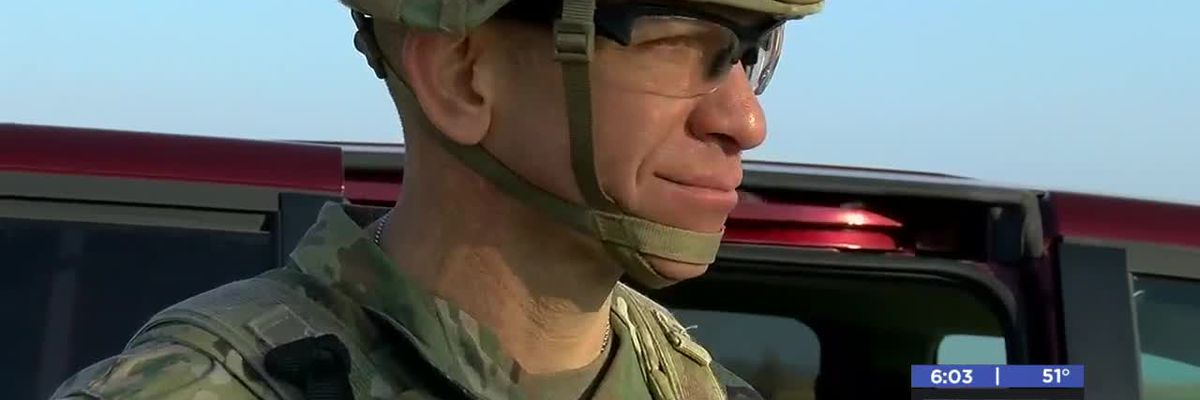 Sergeant Major of the Army spends day at Fort Sill