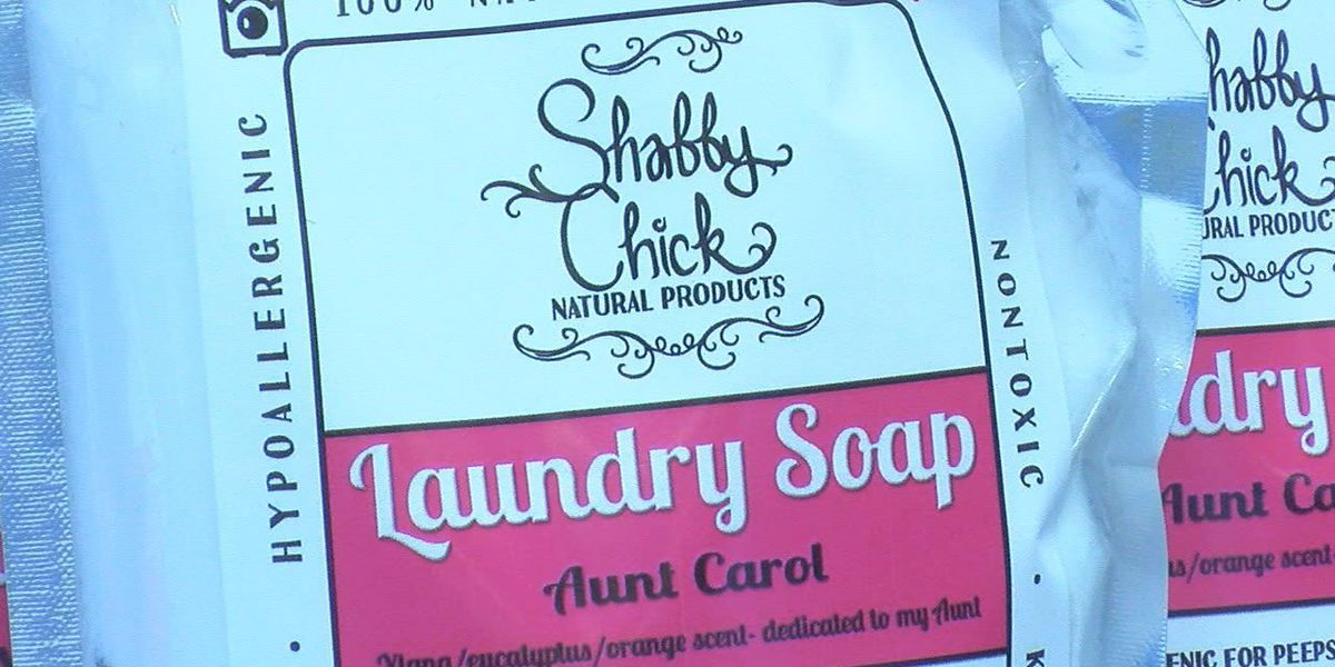 Duncan Business Shabby Chick appears on Home Shopping Network